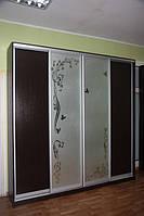 Шкафи купе А-2441 размер 2400*600*2400, фото 1
