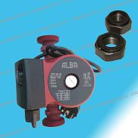 Насос циркуляционный для отопления Alba 25-4-180