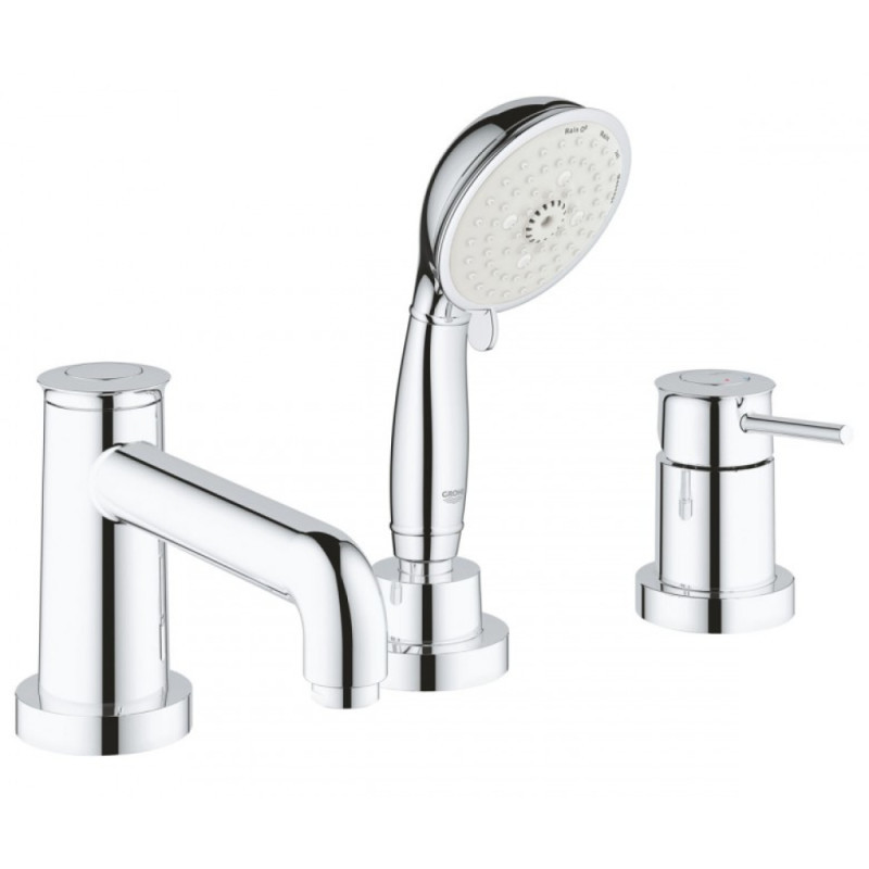 Смеситель для ванны Grohe BauClassic 2511800A