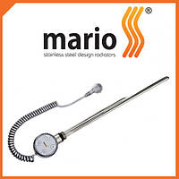 Электронагреватель ТЭН MARIO MOA 300W для полотенцесушителя 4820111354405