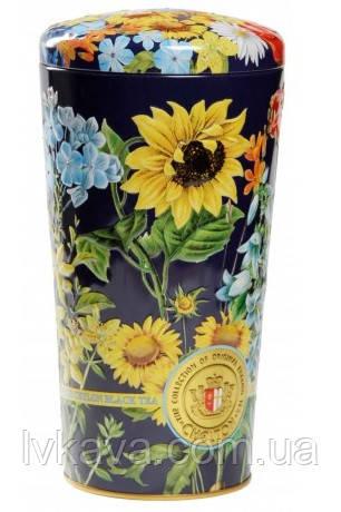 Чай черный  цейлонский Ваза с полевыми цветами  Chelton,ж\б, 100 гр