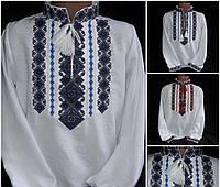 Домотканная вышиванка Святодар 4-12 лет, фото 1