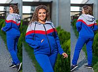Спортивный  костюм женский батал  Паула, фото 1