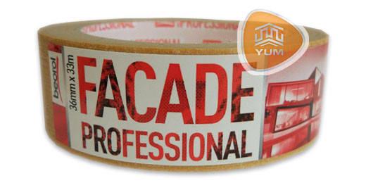 Малярная лента Facade Professional 36мм / 33м 90°C, фото 2