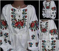 Вышиванка для девочки Мальвы 134-164