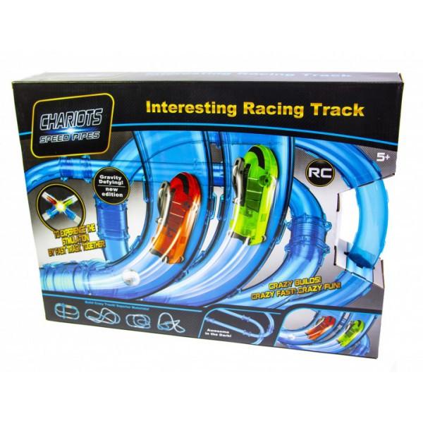 Трубопроводные гонки Chariots Speed Pipes 27 деталей