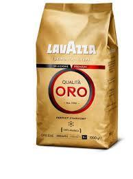 Кофе в зернах Lavazza Qualita Orо, 1 кг, Италия (ОРИГИНАЛ)