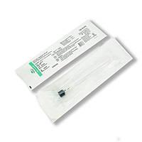 Голка спинальна 22G (0,7мм x 88мм) чорна MEDICARE