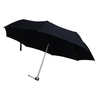 Механічна чоловіча парасолька в чорному кольорі Parasol DМ 351
