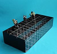 Cтильный органайзер для кистей и пилок, фото 1
