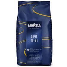 Кофе Lavazza Super Crema, 1 кг(ОРИГИНАЛ)