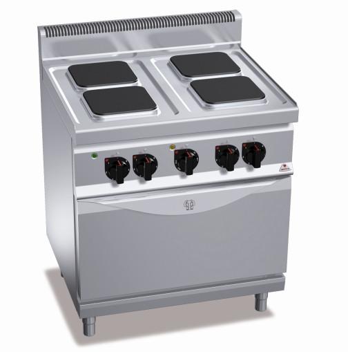 Плиты электрические и газовые