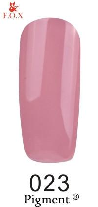 Гель-лак для ногтей F.O.X Pigment №023, 6мл
