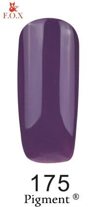 Гель-лак для ногтей F.O.X Pigment №175, 6мл