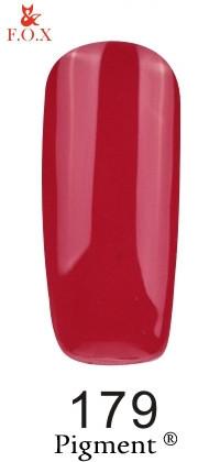 Гель-лак для ногтей F.O.X Pigment №179, 6мл