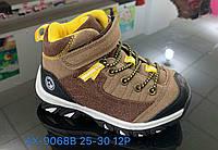 Детская демисезонная обувь для мальчиков оптом Размеры 25-30