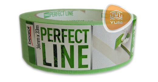 Малярная лента Perfect Line 36мм / 33м 80°C