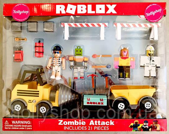 Роблокс: Операция Взрывчатка | Roblox: Operation Tnt Набор фигурок, фото 2