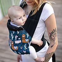 """""""Лама"""" Май слинг Лав & Carri для уютных прогулок Sling рюкзак просто и удобно для новорожденных Не кенгуру"""