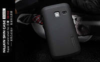 Чехол Nillkin для Samsung Galaxy Y Duos S6102 чёрный (+пленка)