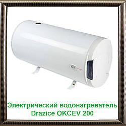Електричний водонагрівач Drazice OKCEV 200