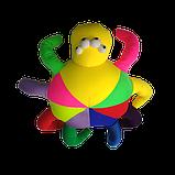 Детская игрушка подушка антистрессовая, полистерольные шарики, гипоаллергенная, фото 5