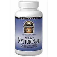 Наттокиназа Source Naturals 50 мг 30 капсул