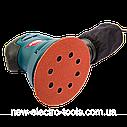 Эксцентриковая шлифовальная машина Зенит ЗШО 400, фото 2