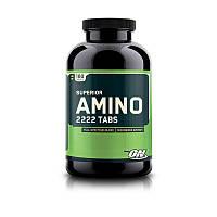 Изолят соевого протеина Amino 2222 (160 tabs)