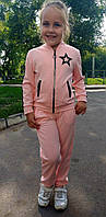 Стильный костюм тройка 122-152р от производителя, фото 1