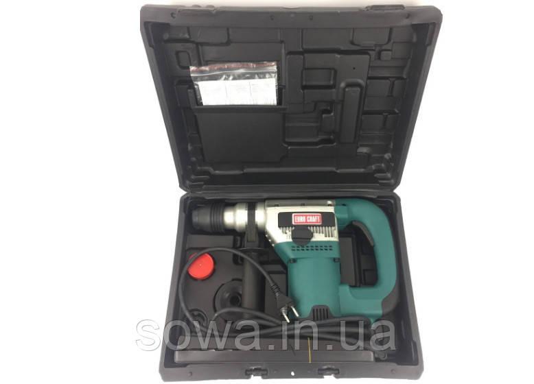 ✔️Бочковой перфоратор Euro Сraft RH 217 MAX /  SDS-max, 2000 Вт