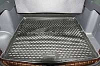 Коврик в багажник RENAULT Duster с 2011-, цвет:черный ,производитель NovLine