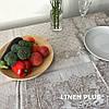 """Льняной комплект столового белья, цвет 104/133 """"Релакс"""", фото 4"""