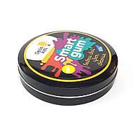 Пластилин для детской лепки  GENIO KIDS «SMART GUM», цветное свечение, желтый (HG06-2)