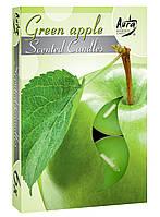 """Свечи таблетки арома """"Зелёное яблоко"""""""