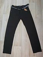 Школьные брюки с ремнем для мальчиков от 146 по 176 размер