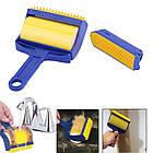[ОПТ] Липкий валик для прибирання будинку і чищення одягу Sticky Buddy, фото 6
