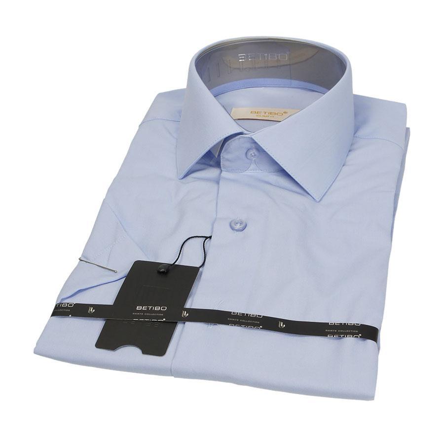 Рубашка мужская приталенная Negredo 31382 Slim