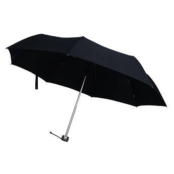 Механический мужской зонт в черном цвете Parasol DМ 351