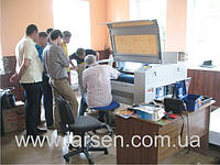 Лазерный станок CO2 L-Laser для гравировки и резки