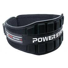 Пояс для важкої атлетики Power system PS-3230 (Неопрен)