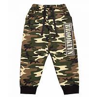 Спортивные штаны для мальчика Камуфляж, фото 1