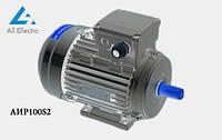 Электродвигатель АИР100S2 4 кВт 3000 об/мин, 380/660В