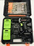 Шуруповерт аккумуляторный Stromo SA 18Li PRO Extra (гибкий вал) 2 аккумулятора. Шуруповерт Стромо, фото 3