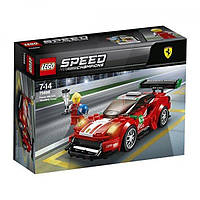 "Lego Speed Champions Автомобиль Феррари Ferrari 488 GT3 ""Scuderia Corsa"" 75886"