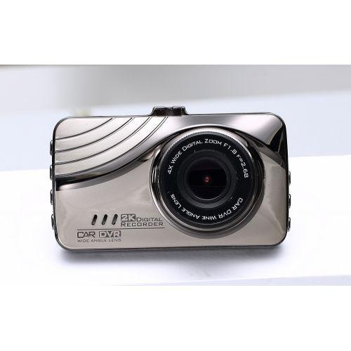 """Видеорегистратор E10 3"""" LCD 1080p 170° Двойная линза, ночное видение"""