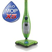 Паровая швабра 5 в 1 H2O Mop X5