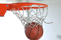 Сітка баскетбольна ПП-3.0 (комплект 2 шт) сетка баскетбольная
