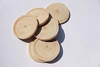Срез дерева. Сосна 4 - 5 см, фото 1