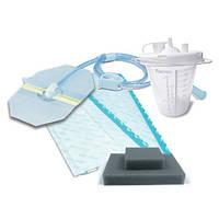 Расходные аксессуары для вакуумной терапии ран,Стерильные комплекты повязок и контейнеры HEACO